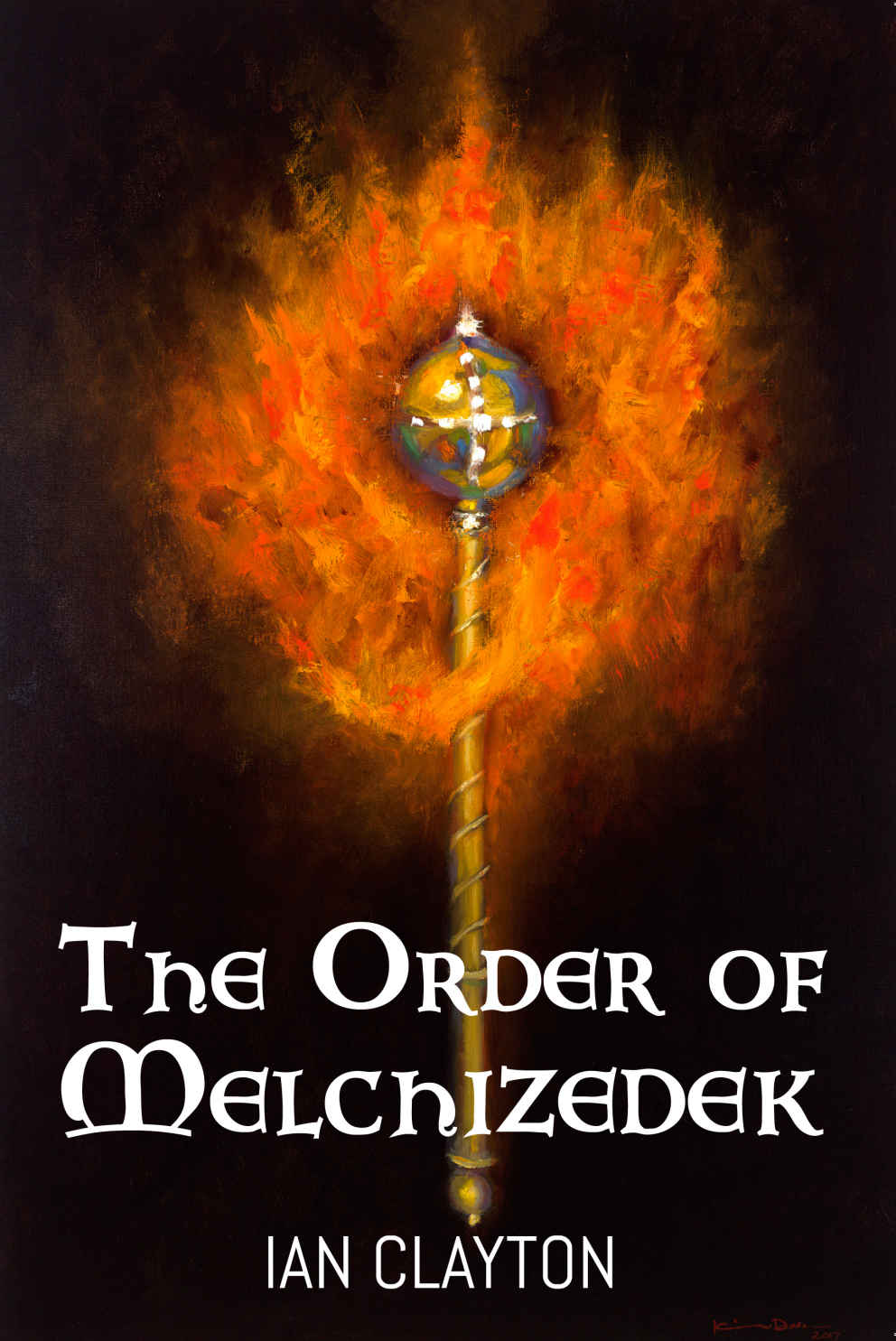 The order of Melchizedek cover photo